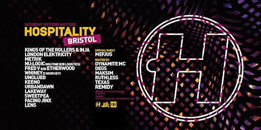 Hospitality Bristol 2020