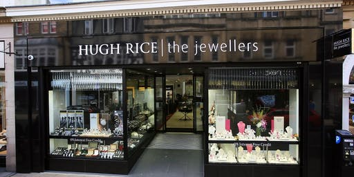 Harrogate Live at Hugh Rice Jewellers