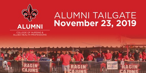 College of Nursing & Allied Health Professionals Alumni Tailgate