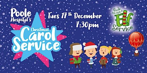 Poole Hospital's Christmas Carol Service