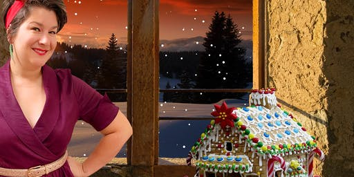 Cast Iron Theatre - Gingerbread Tales with Laura Mugridge