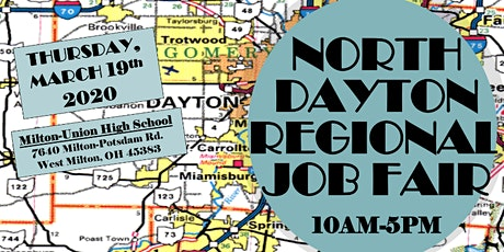 North Dayton Regional Job Fair tickets