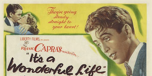 Film Screening at Greenford Quay: It's a Wonderful Life