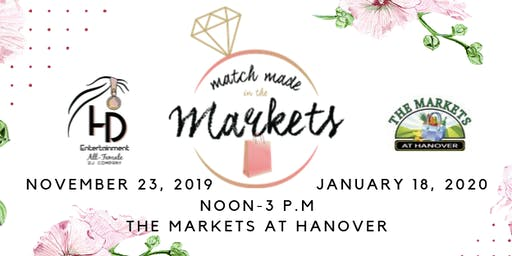 Match Made in the Markets Bridal Show & Yard Sale