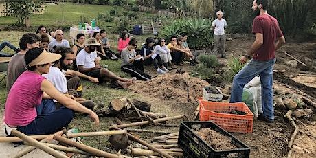 Residência em Agrofloresta  ingressos