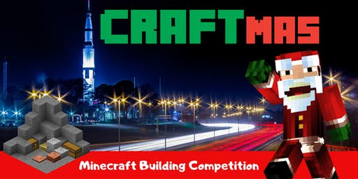 CRAFTmas : Huntsville Minecraft Competition