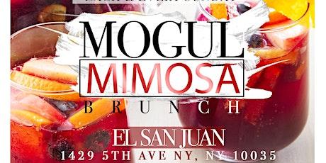 MOGUL & MIMOSAS BRUNCH tickets