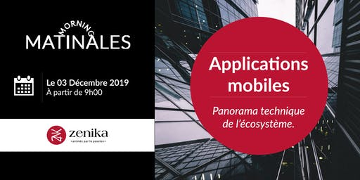 Applications mobiles : Panorama technique de l'écosystème