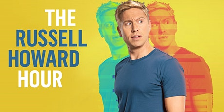 The Russell Howard Hour: Series 3 Studio Records *note time change tickets