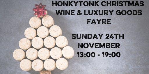 HonkyTonk Christmas Drinks Fair