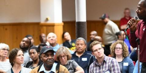 Community Dialogue:Raleigh Police Review Board