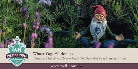 Wells for Wellness - Winter Yoga Workshop tickets