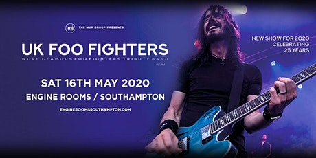 UK Foo Fighters (Engine Rooms, Southampton) tickets