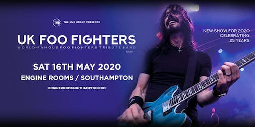 UK Foo Fighters (Engine Rooms, Southampton)