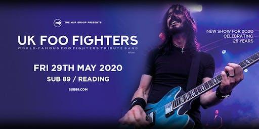 UK Foo Fighters (Sub89, Reading)