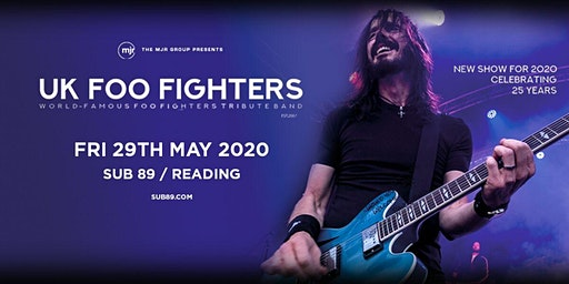 UK Foo Fighters (Sub89, Reading)