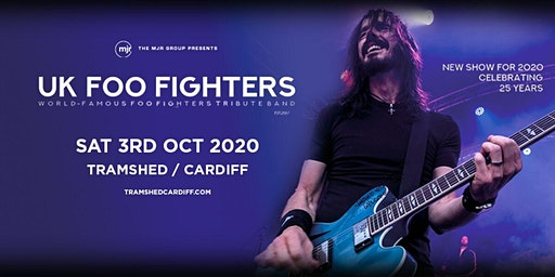 UK Foo Fighters (Tramshed, Cardiff)