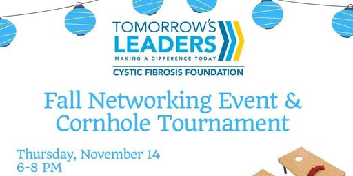 Tomorrows Leaders Fall Networking & Cornhole Tournament