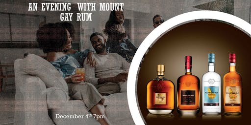 An Exciting Evening With Mount Gay Rum