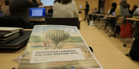 Engaging with Europeana for Cultural Heritage Professionals and Researchers tickets