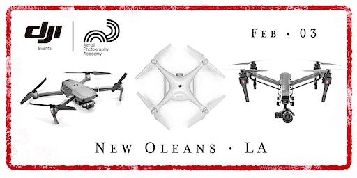 Drone Photo Academy – New Orleans, LA