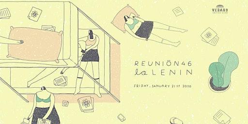 La LENIN (Reunion 46) by Vedado Social Club