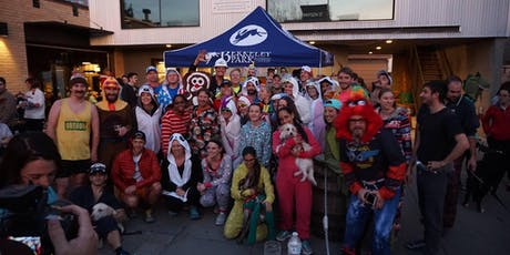 The 3rd Annual Onesie Beer Mile: 3 Times a Beer Mile tickets