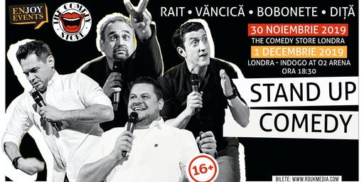 Stand Up Comedy #6