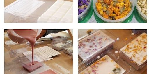 Traveler's Soap Co: Soap Workshop