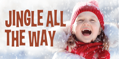 Jingle All The Way - Photos with Santa! tickets