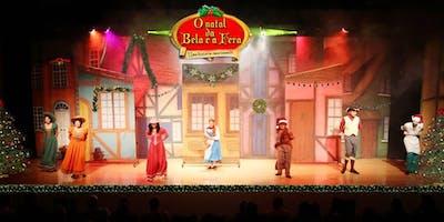 Desconto: O Natal da Bela e a Fera, no Teatro Fernando Torres