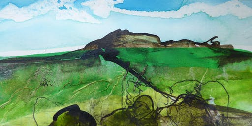 Creative Town and Landscapes - Mixed Media Art Workshop