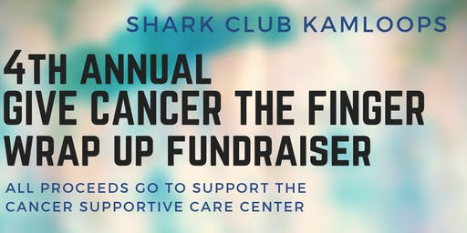 4th Annual Give Cancer The Finger Fundraiser
