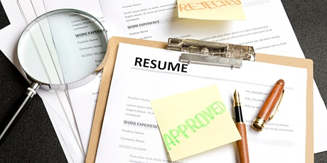 Resumes that Work ! tickets