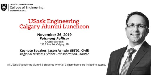 USask Engineering Calgary Alumni Luncheon