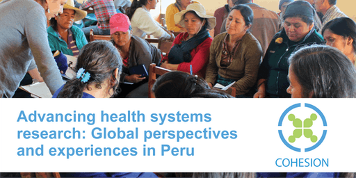 Advancing Health Systems Research: Global and Local Perspectives