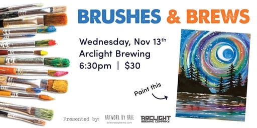Brushes & Brews