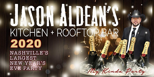 Jason Aldean's New Year's Eve Party