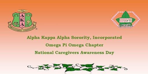National Caregivers Awareness Day