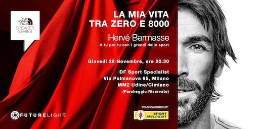 """Speaker Series with Hervè Barmasse - """"A tu per tu con i grandi dello sport"""""""