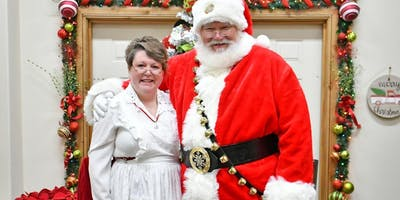 Jeremiah's  Brunch with Santa & Mrs. Claus at the lodge