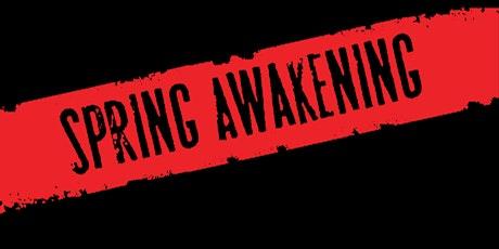 Spring Awakening tickets