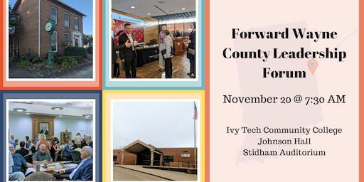 November Leadership Forum