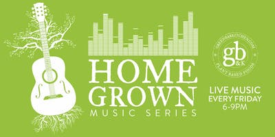 Homegrown Music Series ft Mac Coe