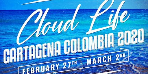 Cloud Life Travel Excursion: Cartagena Colombia