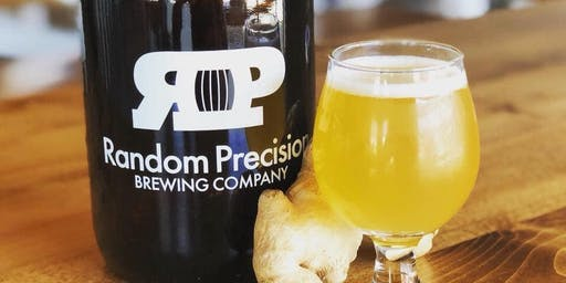 POUND® & Pour With Random Precision Brewing