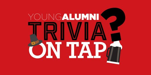 Young Alumni Trivia on Tap