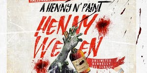 HENNY n PAINT: 'HENNY-WEEN'