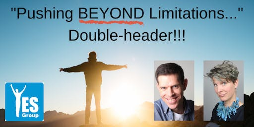 Pushing Beyond Limitations - Yes Group Cardiff double header!!!
