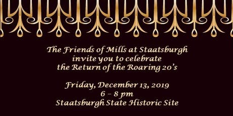 Return of the Roaring 20s: A Fundraiser for Friends of Mills at Staatsburgh tickets